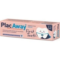 PLAC AWAY FIRST TEETH (2-6 YEARS) TOOTHPASTE 50ML