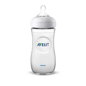 Avent natural baby bottle 6m