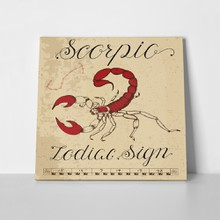Zodiac sign of scorpio 410493763 a
