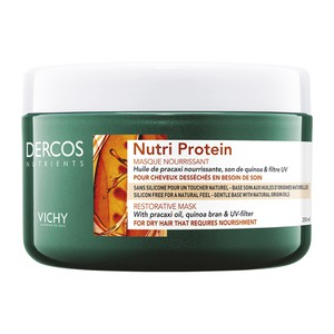 VICHY Dercos nutri protein μάσκα μαλλιών αναδόμησης 250ml