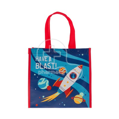 STEPHEN JOSEPH - Recycled Gift Bag (Space)