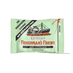 Fisherman's Friend Extra Strong Mint (Green)
