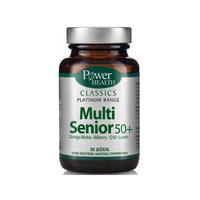 Power Health Classics Platinum Range Multi Senior 50+ 30Tabs