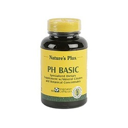 Nature's Plus Basic PH 60Vcaps