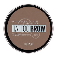 MAYBELLINE - TATTOO BROW Pomade No01 (Taupe)